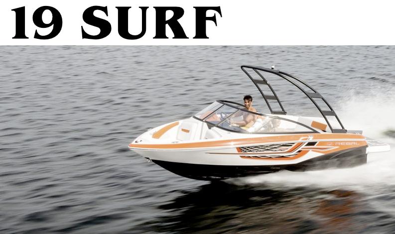 Die neue Regal 19 Surf auf der boot Düsseldorf 2018