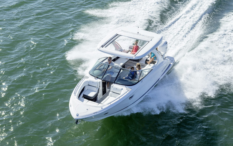 Regal Outboard 29 OBX Bild 1