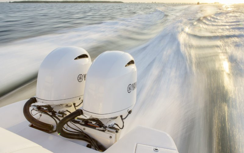 Regal Outboard 29 OBX Bild 3