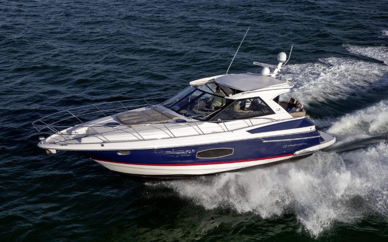 Regal Sport Yacht 46 Sport Coupe Bild 3