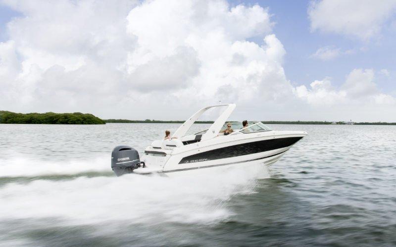 Regal Outboard 26 OBX Bild 4