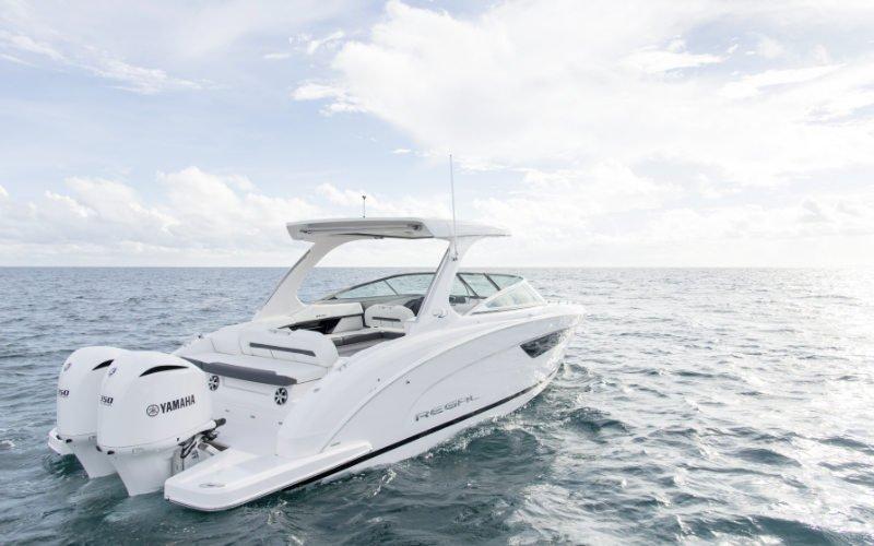 Regal Outboard 33 OBX Bild 5