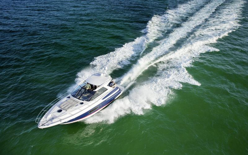 Regal Sport Yacht 46 Sport Coupe Bild 5