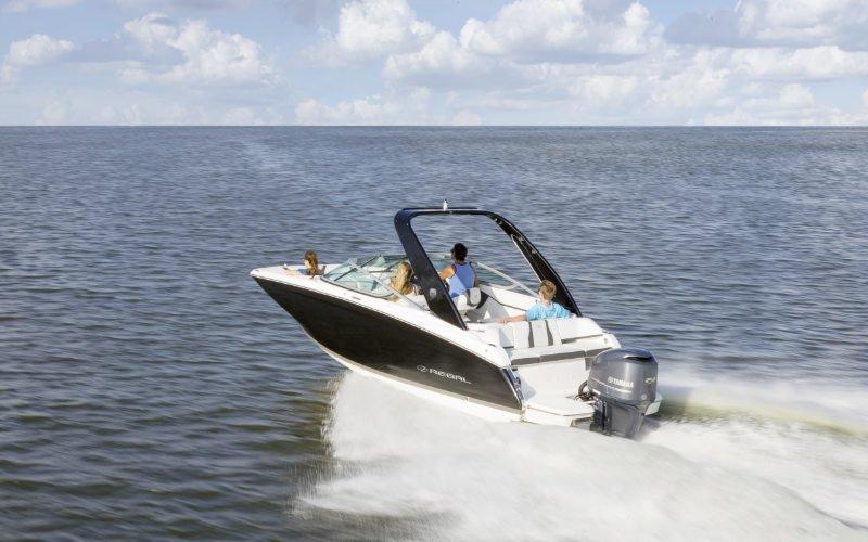 Regal Outboard 23 OBX Bild 6