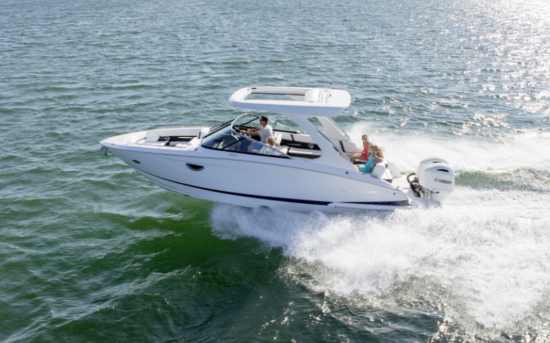 Regal Outboard 29 OBX Bild 6