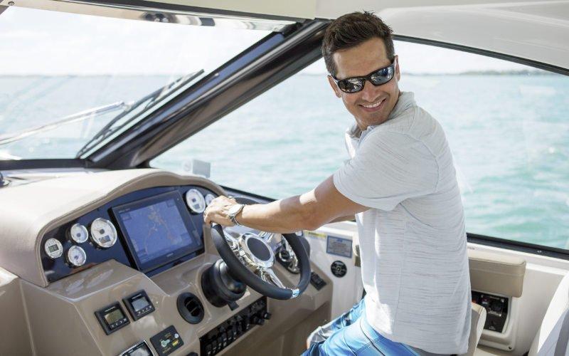Regal Sport Yacht 35 Sport Coupe Bild 6