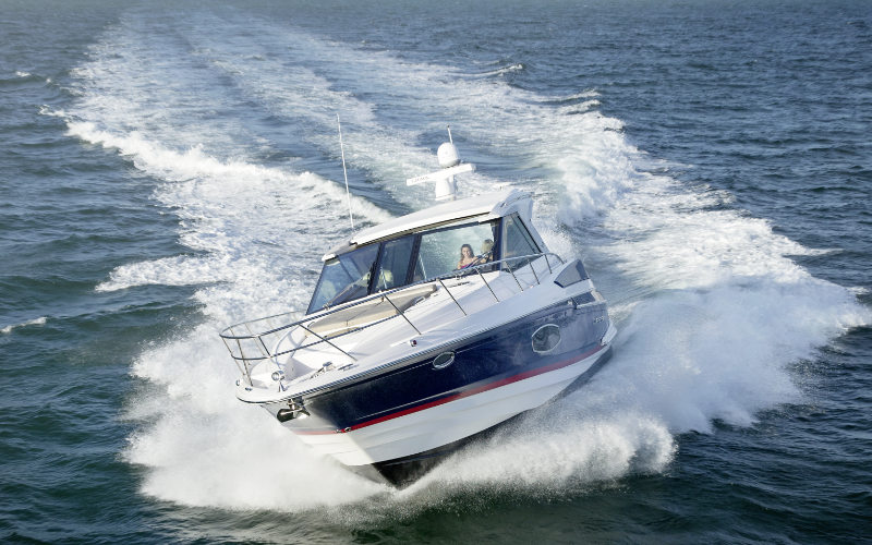 Regal Sport Yacht 46 Sport Coupe Bild 6