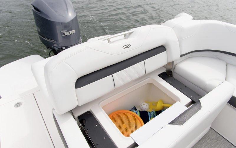 Regal Outboard 26 OBX Bild 7