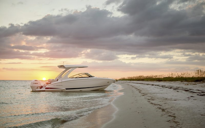 Regal Outboard 29 OBX Bild 7