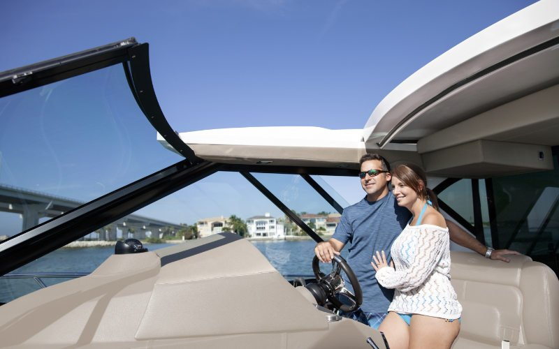 Regal Sport Yacht 46 Sport Coupe Bild 7