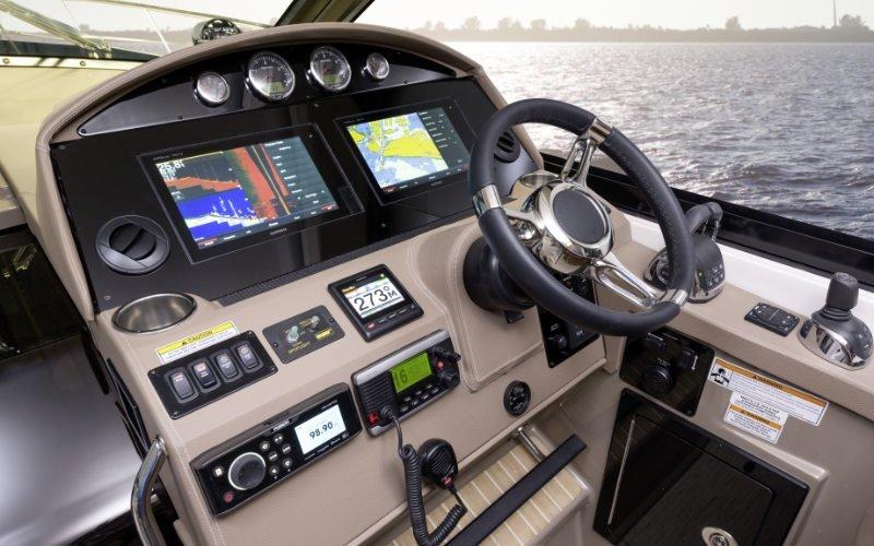Regal Sport Yacht 46 Sport Coupe Bild 8