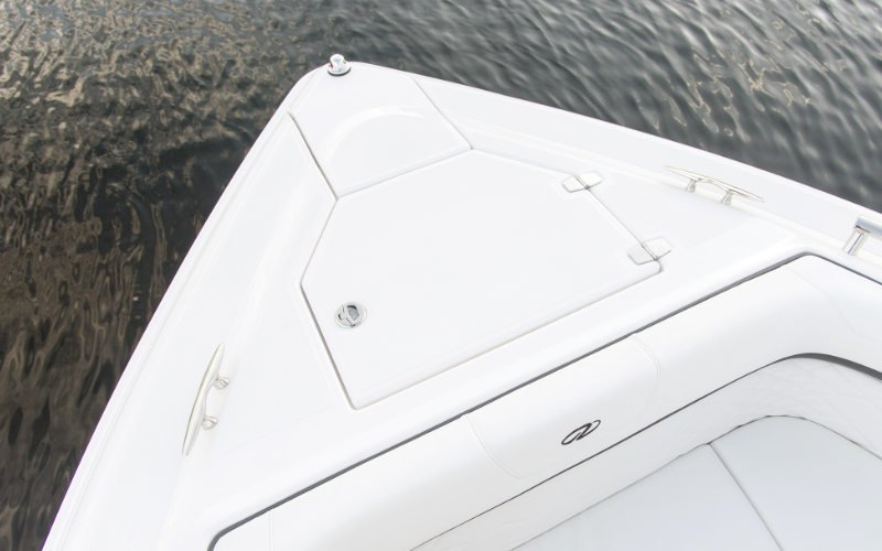 Regal Outboard 33 OBX Bild 9