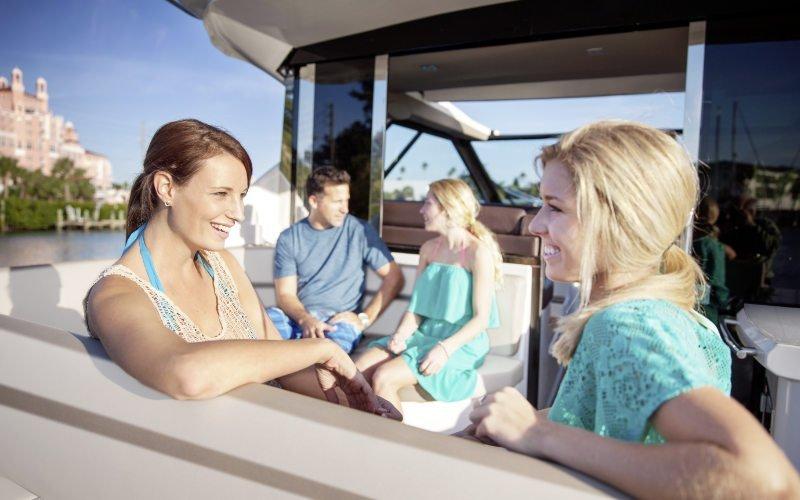 Regal Sport Yacht 46 Sport Coupe Bild 11