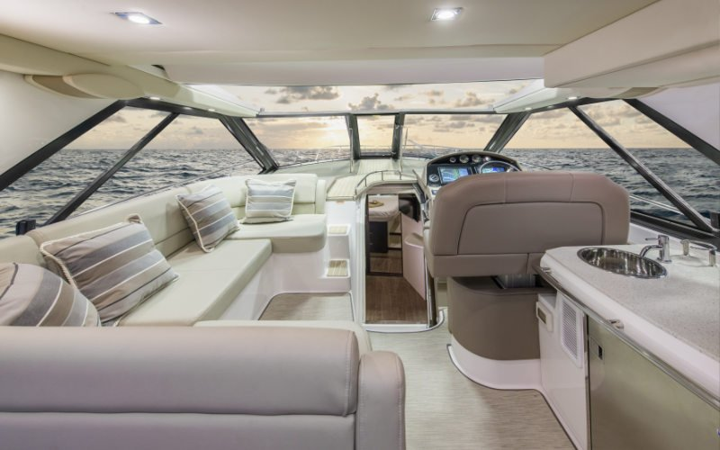 Regal Sport Yacht 46 Sport Coupe Bild 13