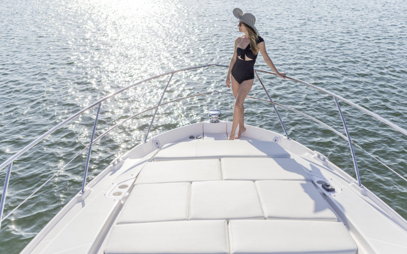 Regal Sport Yacht 42 Grande Coupe Bild 14
