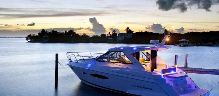 Regal Boats Modelle. Hier: Regal 42 Sport Coupe