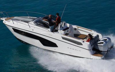 Karnic Boats SL800 In Fahrt 03