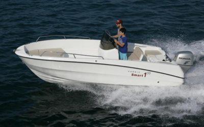 Karnic Boats Smart1 Smart One 55 In Fahrt 06